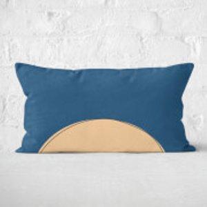 By Iwoot Sunrise Rectangular Cushion - 30x50cm - Soft Touch  Cur 38515 30x50 St
