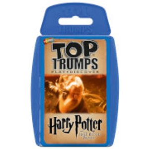 Winning Moves Top Trumps Card Game - Harry Potter And The Half-blood Prince Edition  23016