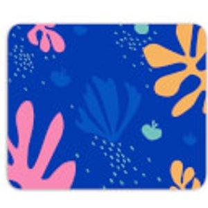 Calm/zen/yoga Under The Sea Print Mouse Mat  Mm 31096 Ffffff