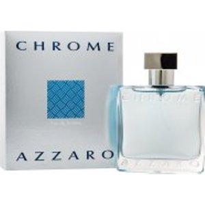 Azzaro Chrome Eau De Toilette 50ml Spray Fragrance
