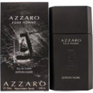 Azzaro Pour Homme Edition Noire Eau De Toilette 100ml Spray Fragrance