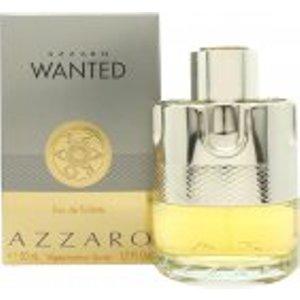 Azzaro Wanted Eau De Toilette 50ml Spray Fragrance