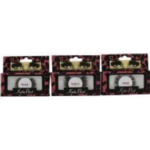 Katie Price False Eyelashes Gift Set 4 X Thame + 4 X Wild + 4 X Fierce Cosmetics