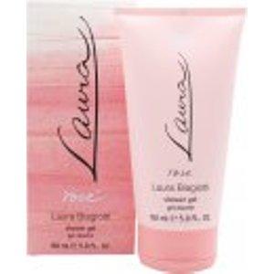 Laura Biagiotti Laura Rose Shower Gel 150ml Skincare