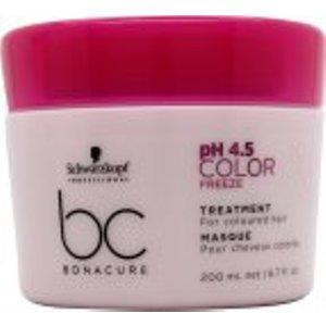 Schwarzkopf Bc Bonacure Color Freeze Treatment Mask 200ml Haircare Products