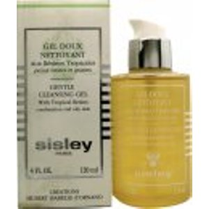 Sisley Cleansing Gel With Tropical Resins 120ml Skincare