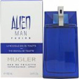 Thierry Mugler Alien Man Fusion Eau De Toilette 100ml Spray Fragrance