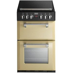 Stoves Richmond-550dfw-champagne Cookers & Ovens