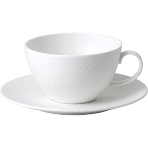 Wedgwood Gio Breakfast Cup & Saucer 701587398244 Crockery