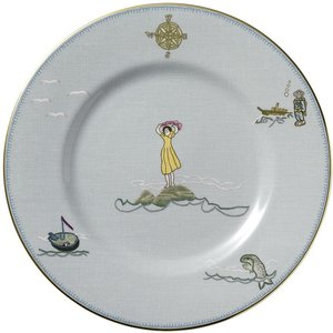 Wedgwood Sailor's Farewell Side Plate 22.5cm 701587422659 Crockery
