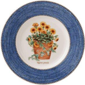 Wedgwood Sarah's Garden Side Plate Blue 20cm 032677347058 Crockery