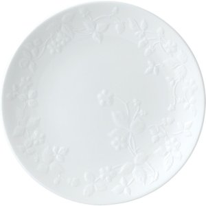 Wedgwood Wild Strawberry White Side Plate 21cm 701587350167 Crockery