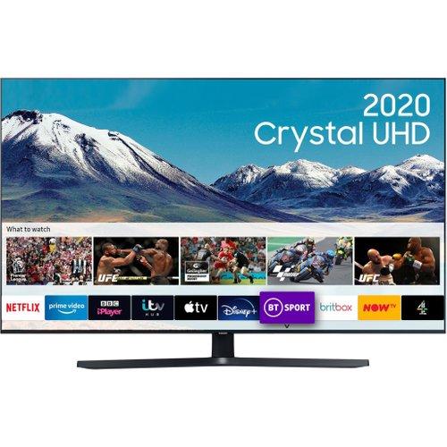 Samsung Ue50tu8500 (2020) 50 Inch Dynamic Crystal Colour 4k Hdr Smart Tv Ue50tu8500uxxu Televisions