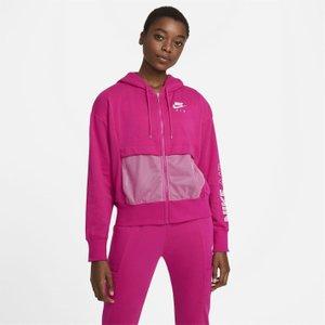 Nike Air Womens Full Zip Top Pink 562678 5dbc 665031 Football, Pink