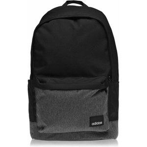 Adidas Classic Backpack Black/grey 286987 Ones 713043 Football, Black/Grey