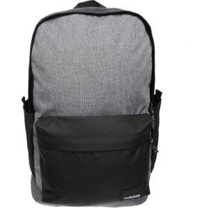 Adidas Daily Backpack Black/white 144362 Ones 713069 Football, Black/White