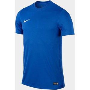 Nike Dri-fit Park Shirt Junior Boys Blue/white 452494 78y 623027 Football, Blue/White