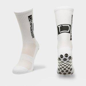 Tapedesign Grip Socks White 398744 Ones 417025 Football, White