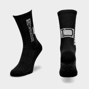 Tapedesign Grip Socks Black 398743 Ones 417025 Football, Black