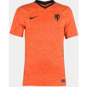 Nike Holland 2020 Home Football Shirt Orange 346441 2xl 371265, Orange