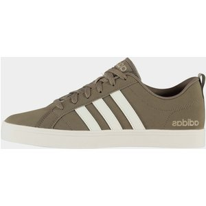Adidas Vs Pace Mens Trainers Brown/white 312157 11 113034 Football, Brown/White