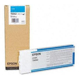 Epson T6062 Cyan Ink Cartridge C13t606200 Peripherals