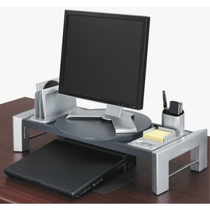 Fellowes Profesional Flat Pnl W/stat Blk 8037401 Computer Components
