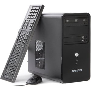 Zoostorm Desktop Pc Intel Core I5-4460 8gb Ddr3 Ram 500gb Hdd Matx Case With Dvdrw Win 8.1 7260 2003 Computers