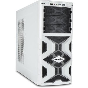 Zoostorm Gaming Desktop Pc, Intel Core I5-6400 2.7ghz, 8gb Ram, 2tb Hdd, Dvdrw, Nvidia Gtx 7260 5183 Computers