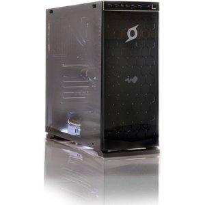 Zoostorm Gaming Desktop Pc, Intel Core I7-6700k 4ghz, 32gb Ram, 3tb Hdd, 240gb Ssd, No-dvd 7260 5188 Computers