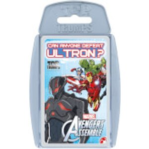 Winning Moves Top Trumps Card Game - Avengers Assemble Edition  23993 Games, Puzzles & Learning