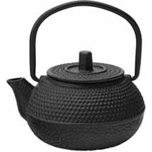 Mini Mandarin Cast Iron Teapot 2oz / 60ml (single) 36563 18563