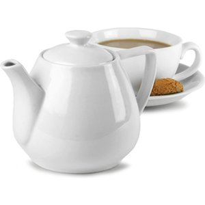 Royal Genware Contemporary Teapot 15.3oz / 450ml (pack Of 6) 15186 8431