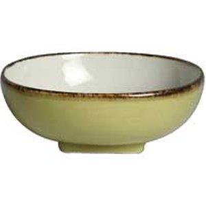 "Steelite Terramesa Serving Bowls Olive 5"" / 13cm (set Of 12) 37181 18987"