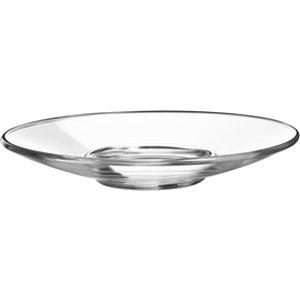Voluto Glass Espresso Saucers 4.25inch / 12cm (case Of 48) 36515 18536