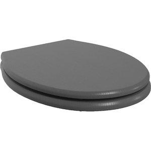 Btl Bathrooms Btl Benita Soft Close Toilet Seat - Grey Ash Dift1756