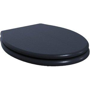 Btl Bathrooms Btl Benita Soft Close Toilet Seat - Indigo Ash Dift1754