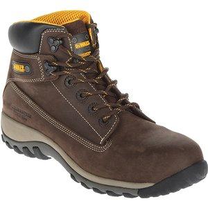 Dewalt Hammer Non Metallic Brown Nubuck Boots Uk 6 Eur 39/40 Dewhammerb6