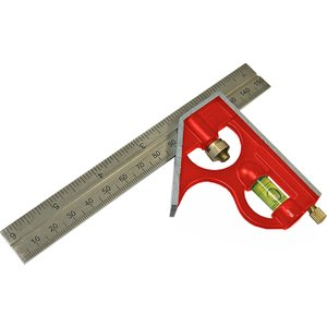 Faithfull Combination Square 150mm (6in) Faics150