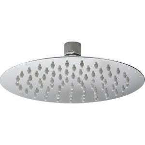 Hudson Reed Chrome Round 200mm Fixed Shower Head A3082