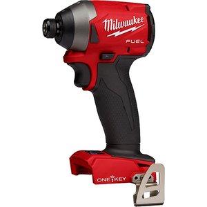 Milwaukee Power Tools M18 Oneid2-0 Next Gen One-key™ Impact Driver 18v Bare Unit Milm18oid2o