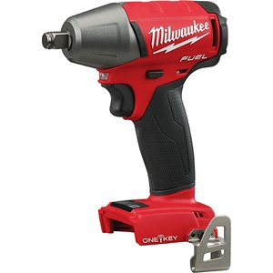Milwaukee Power Tools M18 Oneiwf12-0 Fuel™ One-key™ 1/2in Fr Impact Wrench 18v Bare Un Milm18oneiw0