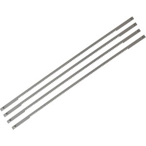 Stanley Tools Coping Saw Blades 165mm (6.1/2in) 14 Tpi (card 4) Sta015061