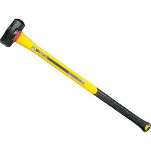 Stanley Tools Fatmax® Sledge Hammer Fibreglass Long Handle 2.7kg (6 Lb) Sta156010