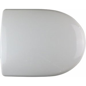 Twyford Galerie Soft Close Toilet Seat And Cover, Top Fix Hinges Iy7864wh