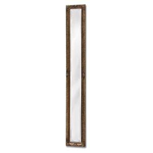Hill Interiors 15340 Antique Gold Narrow Wall Mirror GLASS Width 19cm Height 135cm Depth 2cm Weight 17.800000kg, ANTIQUE GOLD