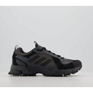 Comme Des Garcons Gosha Adidas Trail Running Black,black,white, Black,White