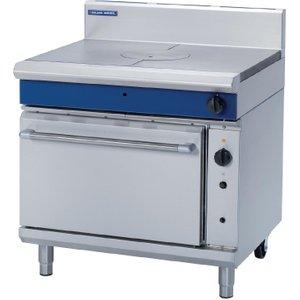 Blue Seal Evolution Target Top Convection Oven Nat Gas 900mm G576/n Cooker Hoods