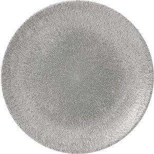 Churchill Rakuevolve Coupe Plates Jasper Grey 260mm (pack Of 12) Pack Of 12 Rkgjev101 Food