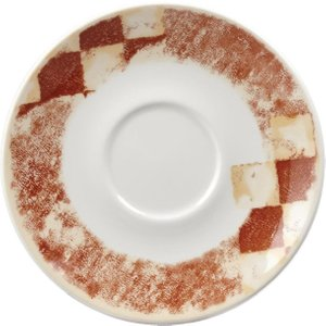 Churchill Super Vitrified Churchill Tuscany Cappuccino Saucers 160mm (pack Of 24) Pack Of 24 Tus Css1 Crockery